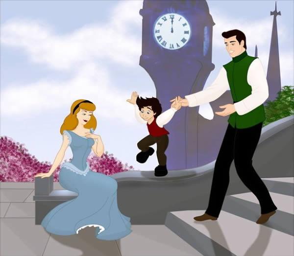 Familias de Disney (4)