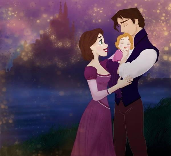 Familias de Disney (3)