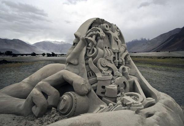 Esculturas de Arena - Festival (10)