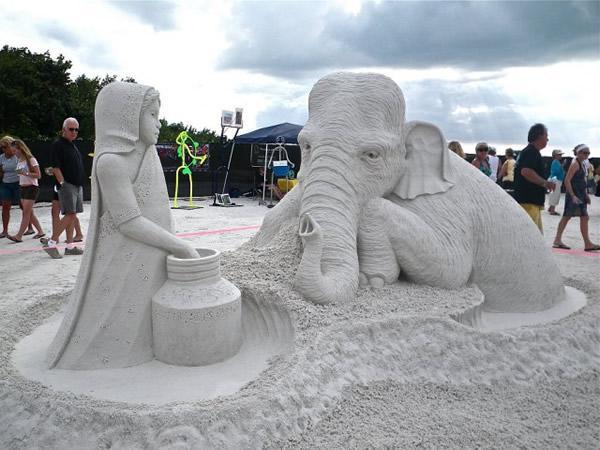 Esculturas de Arena - Festival (9)