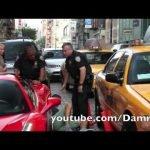 """Ferrari 458 """"atropella"""" a un policía"""
