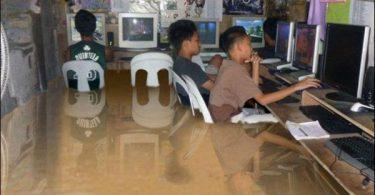 Filipina Lluvia Inundaciones (1)