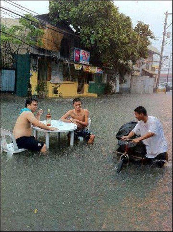Filipina Lluvia Inundaciones (6)