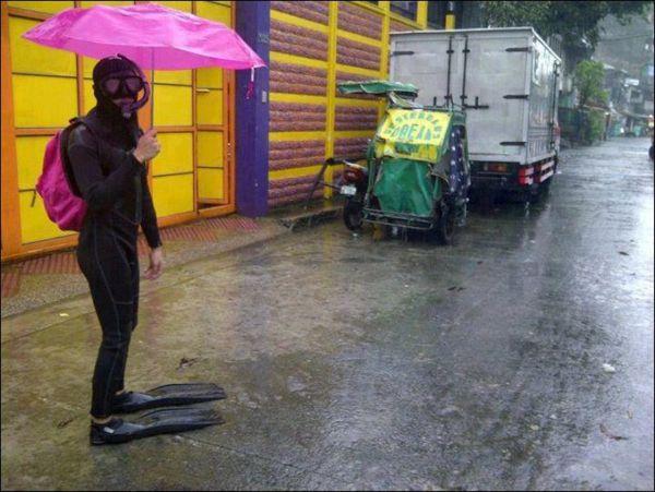 Filipina Lluvia Inundaciones (5)