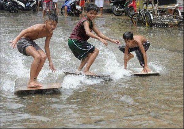 Filipina Lluvia Inundaciones (4)