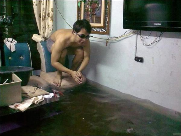 Filipina Lluvia Inundaciones (3)