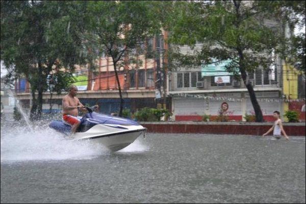 Filipina Lluvia Inundaciones (2)