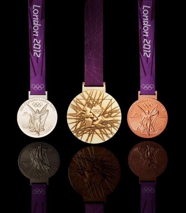Medallas Londres - Juegos Olimpicos 2012