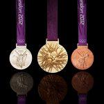Las medallas olímpicas, ¿son realmente de oro?
