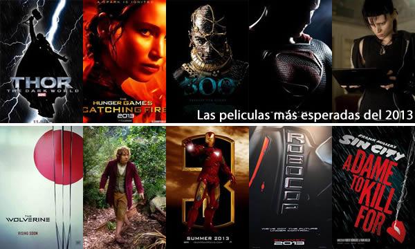 Estrenos cine 2013