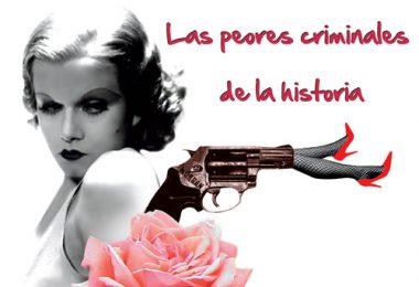 Mujeres Criminales
