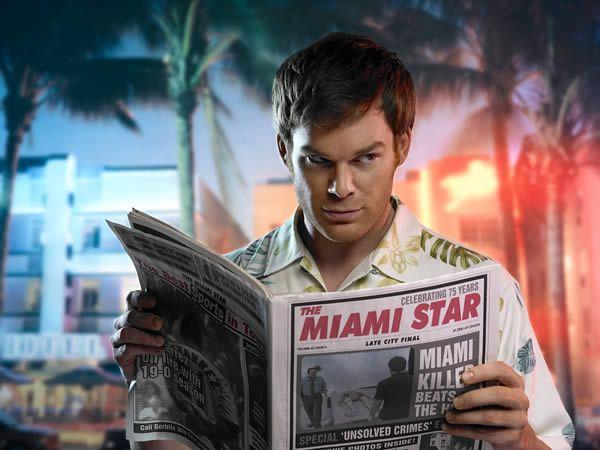 Curiosidades serie Dexter