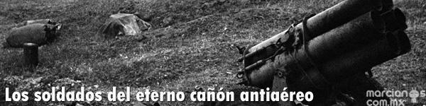 eterno cañón antiaéreo fantasma