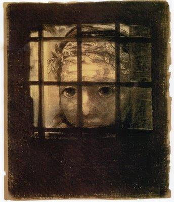 Mujer encarcelada