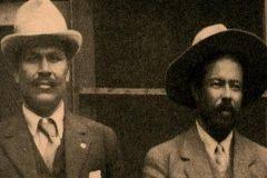 Rodolfo Fierro y Pancho Villa