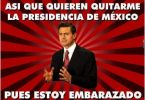 Peña Nieto embarazado