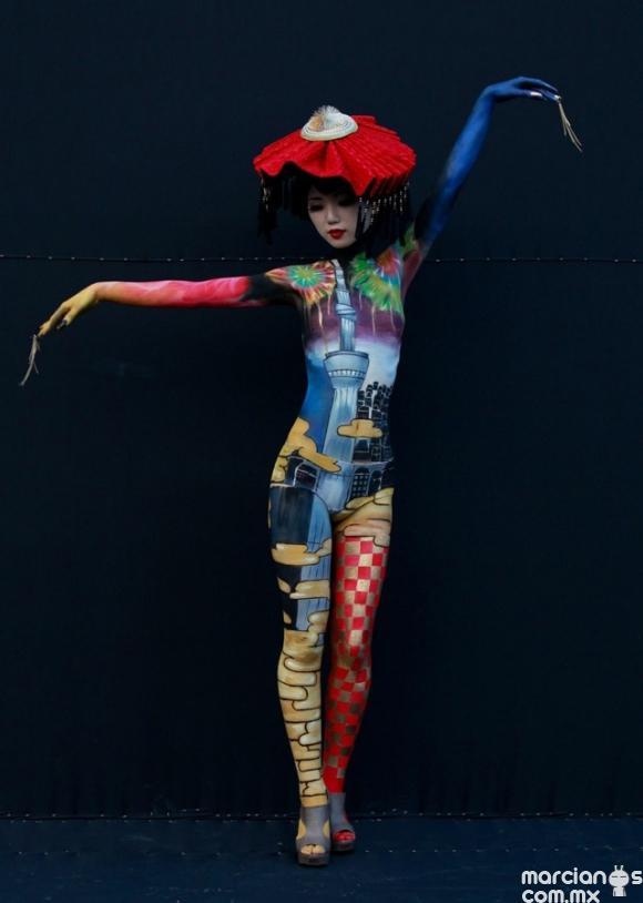 Festival Internacional Body Painting en Corea del Sur (14)