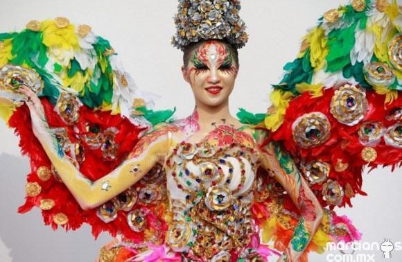 Festival Internacional Body Painting en Corea del Sur (2)