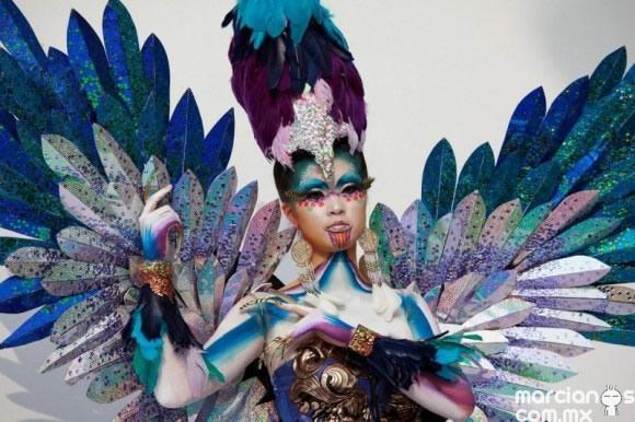 Festival Internacional Body Painting en Corea del Sur (1)