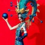 Festival Internacional Body Painting en Corea del Sur