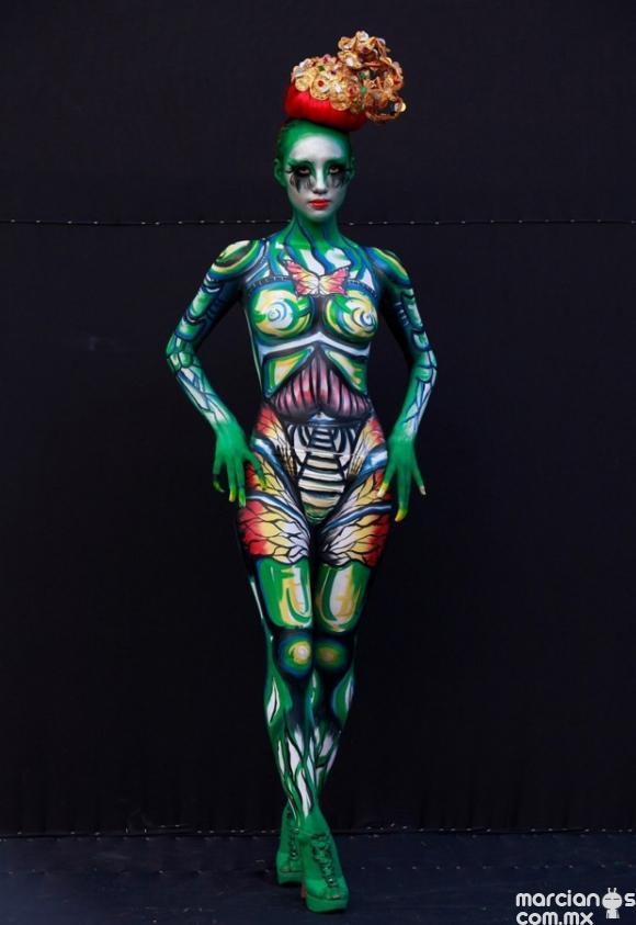 Festival Internacional Body Painting en Corea del Sur (10)