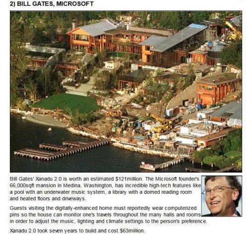 Casas Millonatios Tecnología (2)
