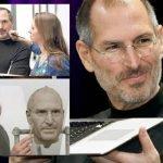 Estatua de cera de Steve Jobs