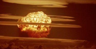 Castle Bravo video explosion