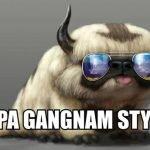 Appa Gangnam Style