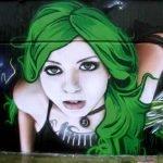 Arte callejero realista de SmugOne