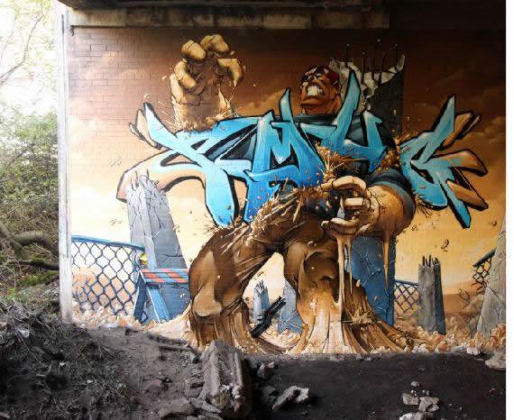 Street art by SmugOne (8)