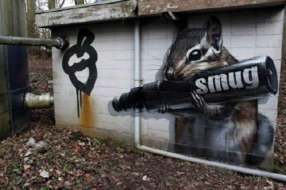 Street art by SmugOne (3)