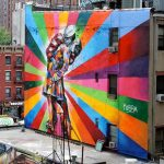 Impresionantes murales urbanos