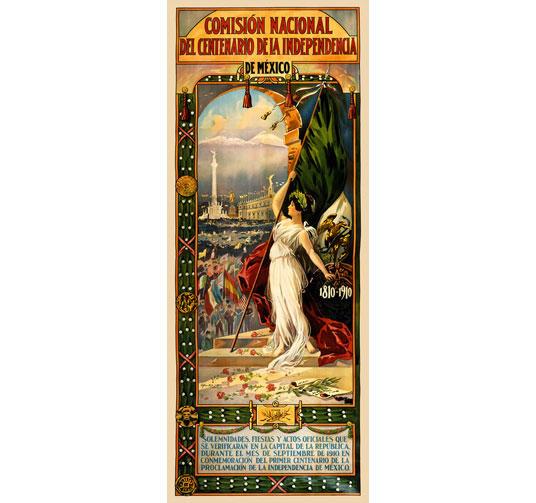 Cartel Cicentenario