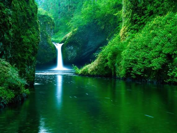 Cascadas Agua Virgen