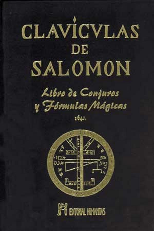 Las clav culas de salom n pdf mega descargas for Conjuros de salomon