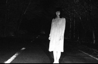 Fantasma Mujer Blanco
