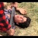 Masacre en un campamento