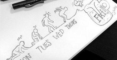 es lunes