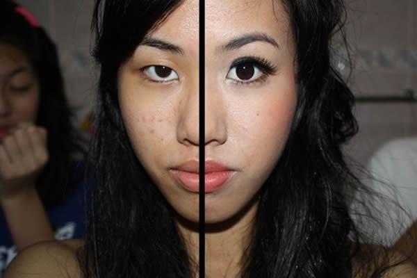 Maquillaje el antes y después (9)
