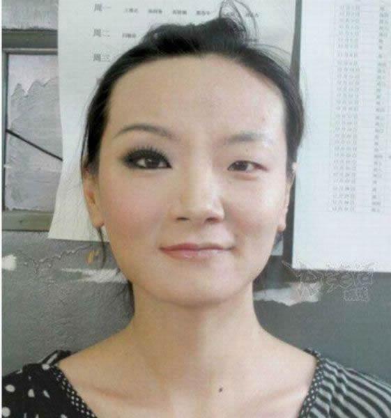 Maquillaje el antes y después (8)