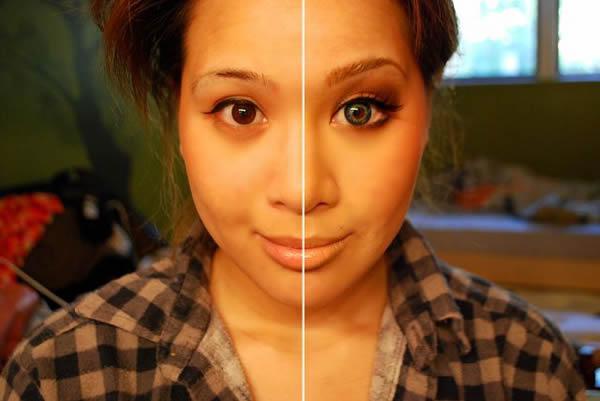 Maquillaje el antes y después (5)
