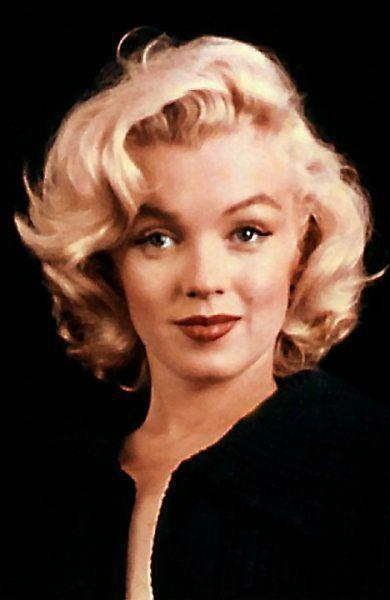 Marilyn Monroe foto color