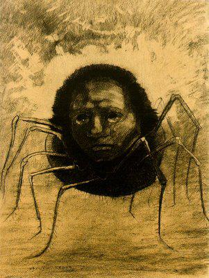 araña humano