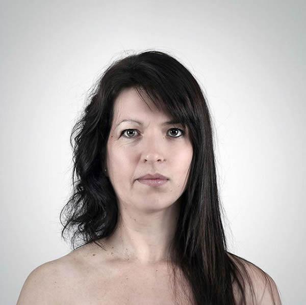 Fotografías rostros de familia Ulric Collette (3)