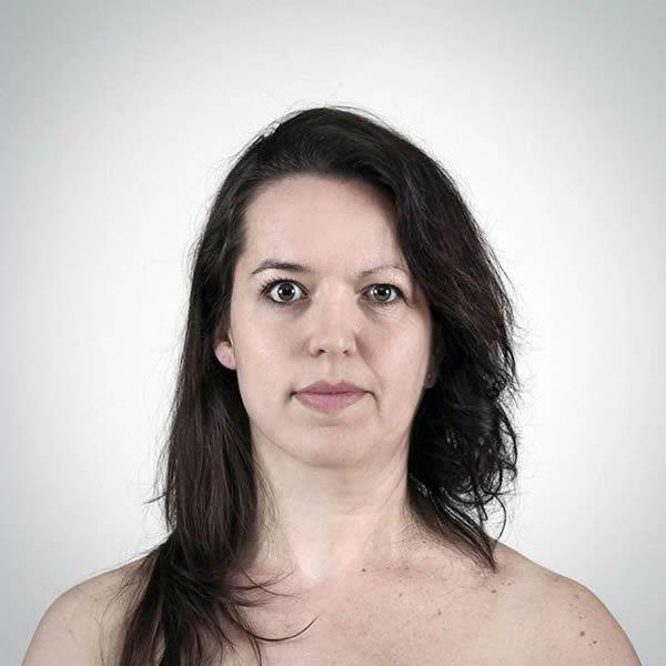 Fotografías rostros de familia Ulric Collette (1)