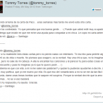 Querido Tommy – Tommy Torres