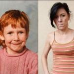 Zara Hartshorn, una anciana de 15 años