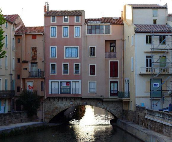 Pont des Marchands francia