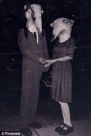 Disfraces de Halloween retro (21)